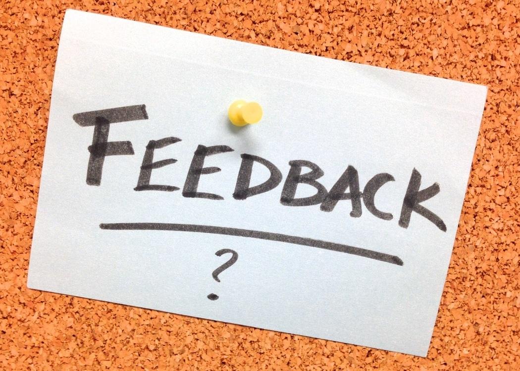 El buen feedback es clave en todos los casos.