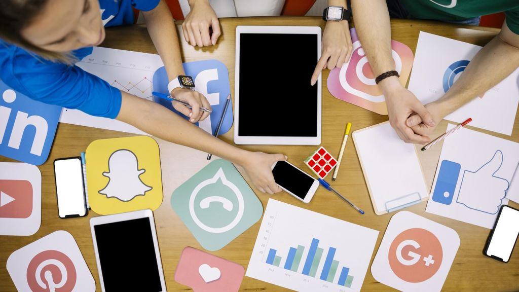 La importancia de las redes sociales es cada vez mayor para mipymes