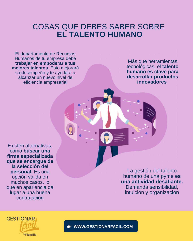 Ejemplos de indicadores para el área Talento Humano