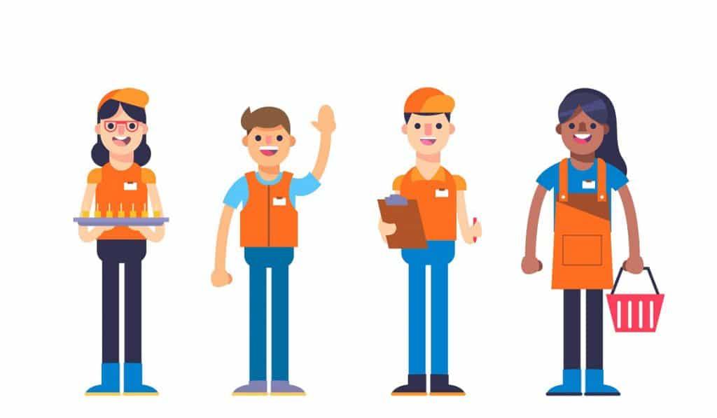 Trabajar en equipo es un esfuerzo comprometido e integrado para el logro de objetivos y metas.